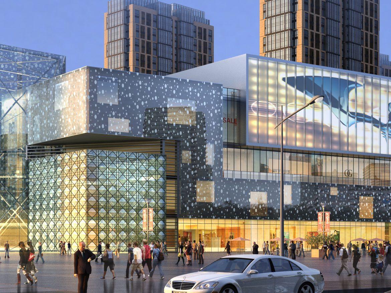 City shopping mall 029  ( 3846.71KB jpg by Abe_makoto )