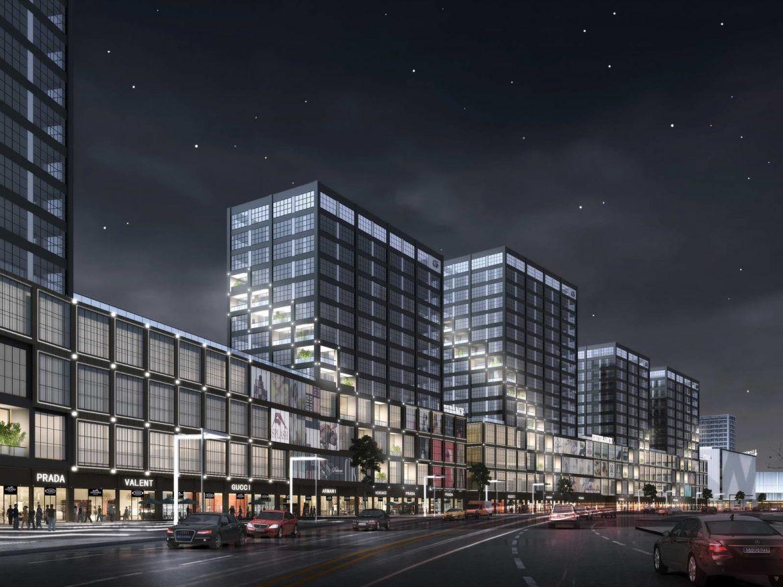 City shopping mall 030  ( 283.04KB jpg by Abe_makoto )