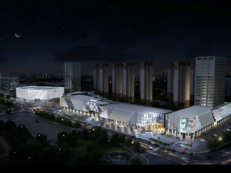 City shopping mall 030  ( 194.81KB jpg by Abe_makoto )