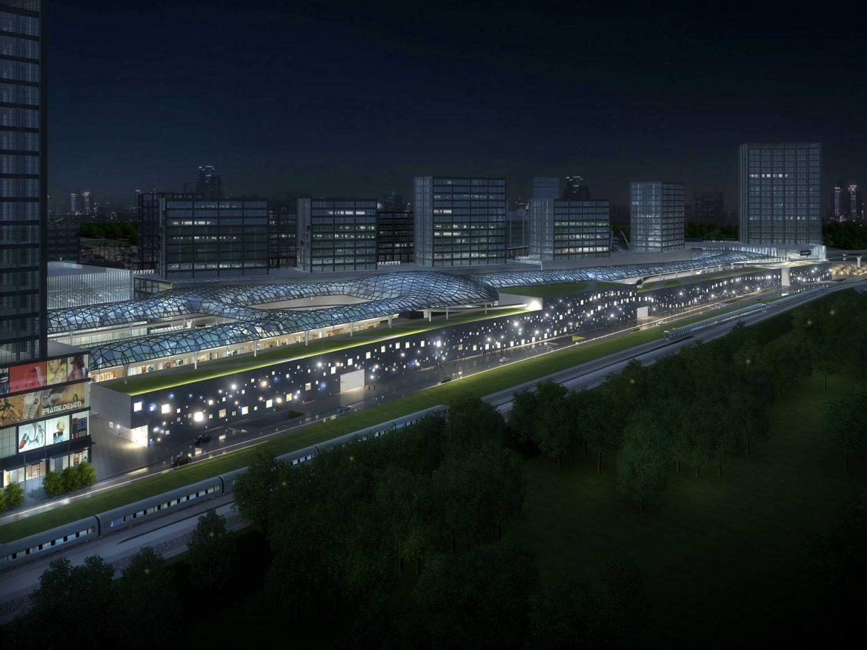 City shopping mall 030  ( 273.38KB jpg by Abe_makoto )