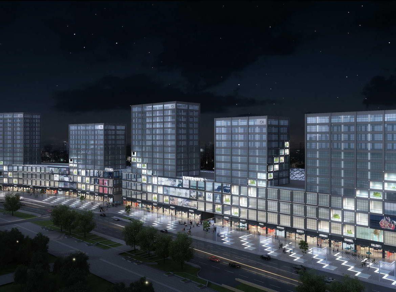 City shopping mall 030  ( 188.12KB jpg by Abe_makoto )