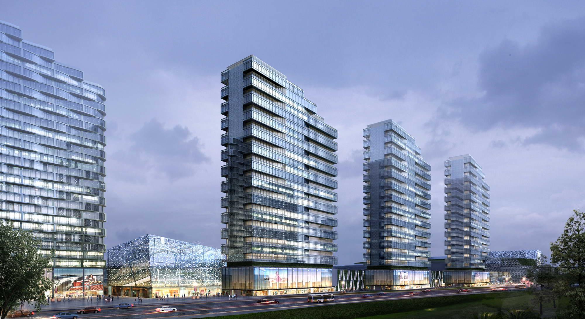 city shopping mall 031 3d model max 206960