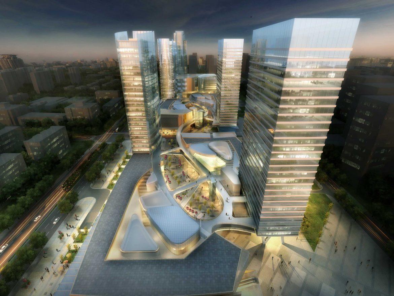 city shopping mall 034 3d model max 206979