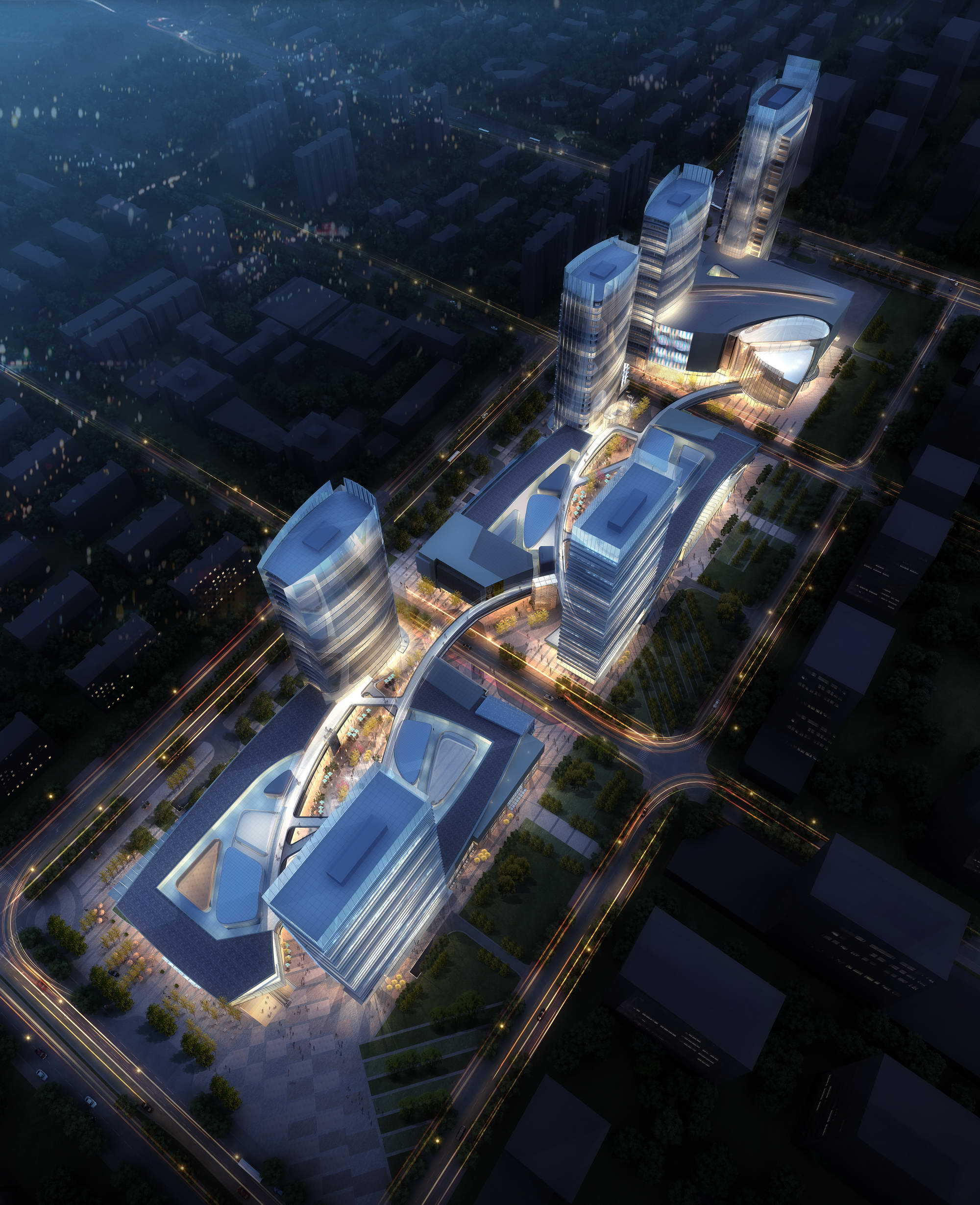 city shopping mall 034 3d model max 206980