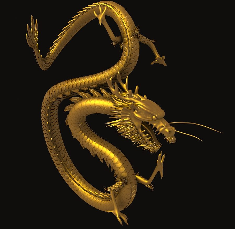 Asian Chinese Dragon 3 ( 359.23KB jpg by hpixel )