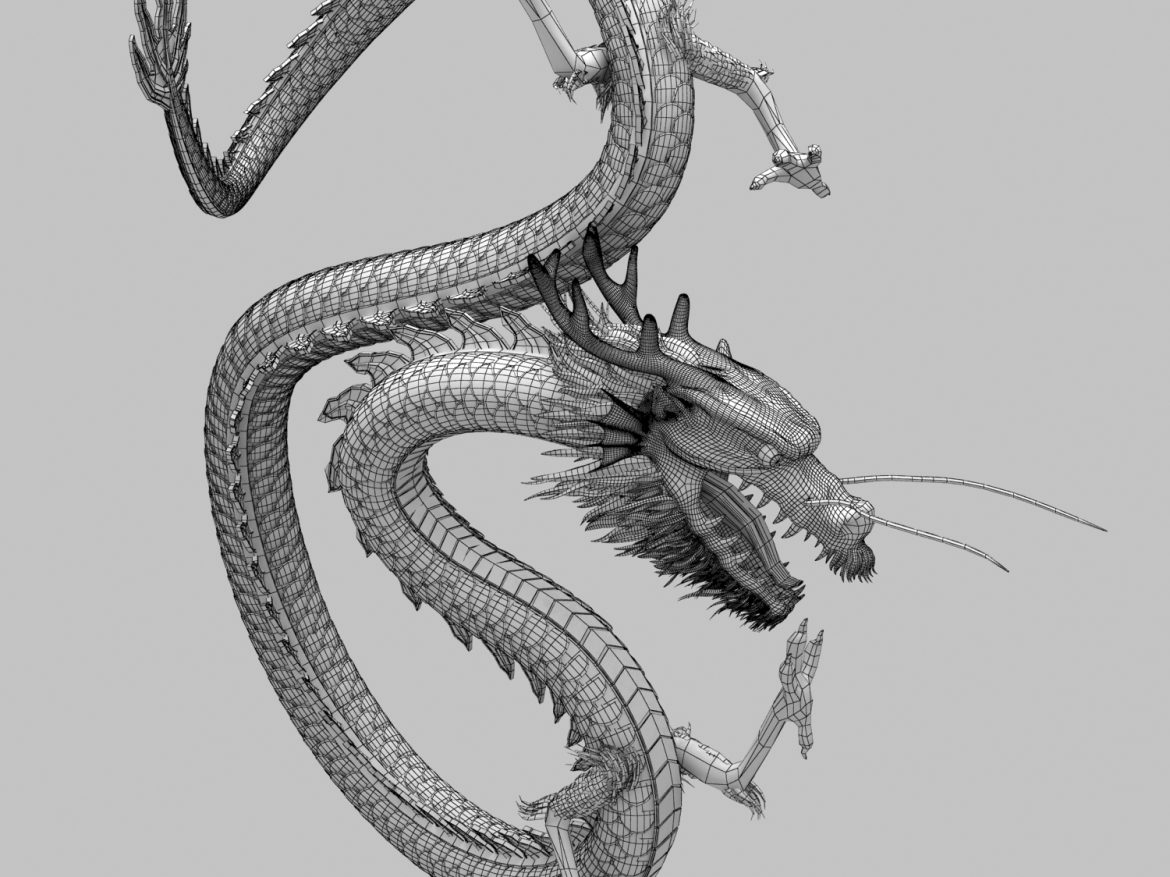 Asian Chinese Dragon 3 ( 926.43KB jpg by hpixel )