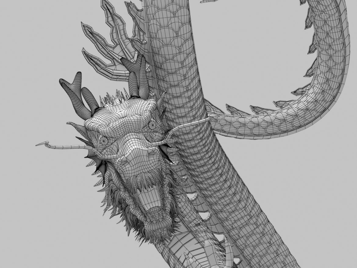 Asian Chinese Dragon 3 ( 1130.65KB jpg by hpixel )