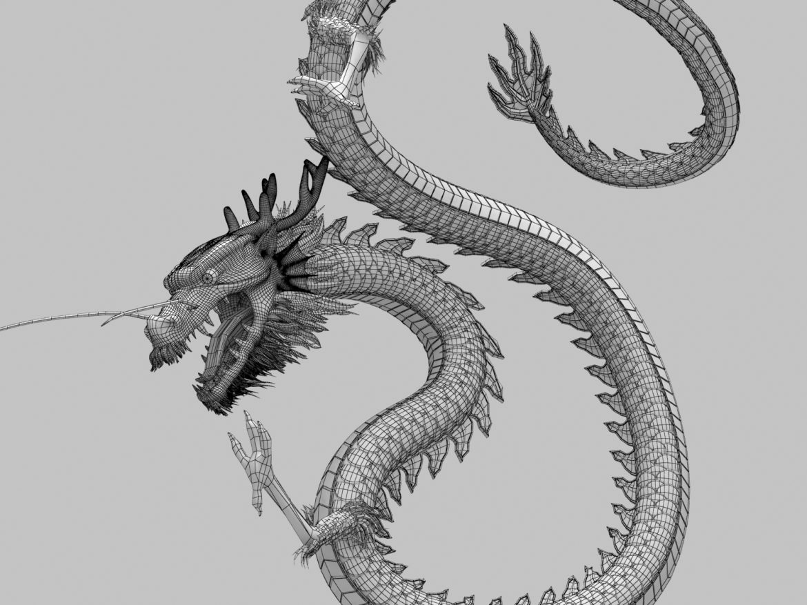 Asian Chinese Dragon 3 ( 951.24KB jpg by hpixel )