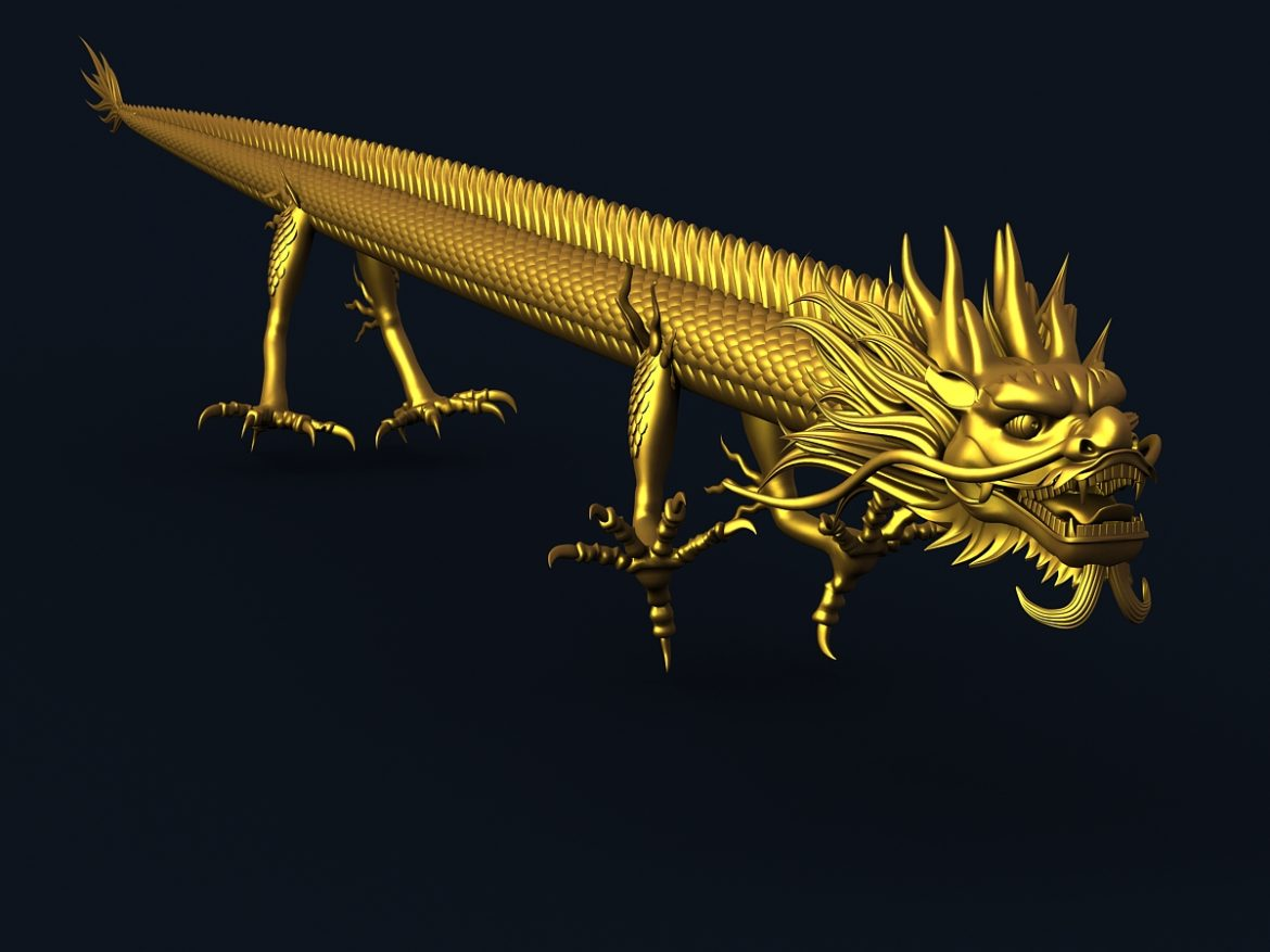 Straight Chinese Dragon 1 ( 478.86KB jpg by hpixel )
