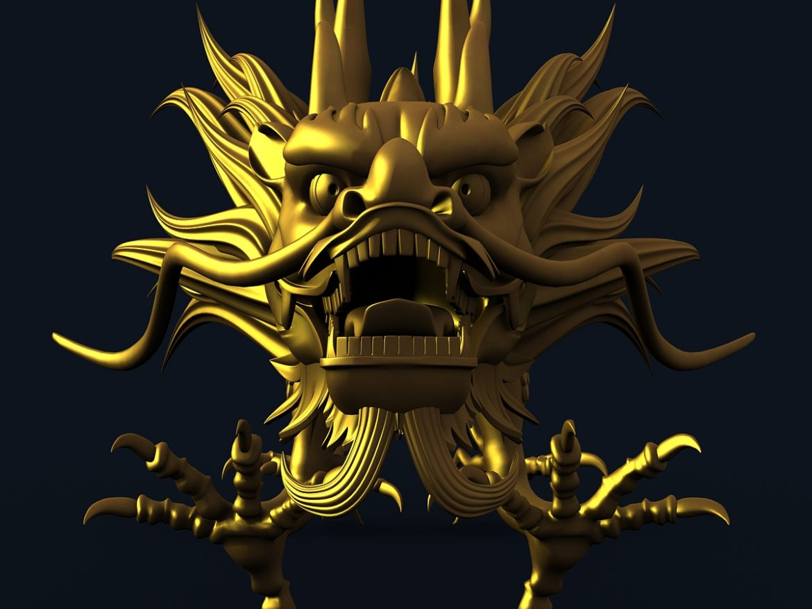 Straight Chinese Dragon 1 ( 565.46KB jpg by hpixel )