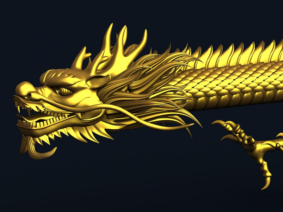 Straight Chinese Dragon 1 ( 584.63KB jpg by hpixel )