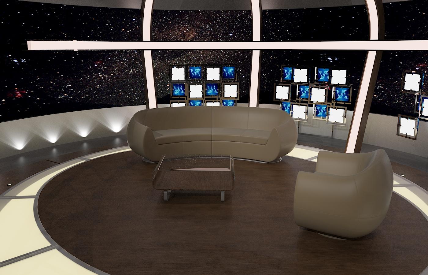 Виртуал ТВ чат 20 3d загвар max dxf fbx obj 207152-ийг тохируулж байна