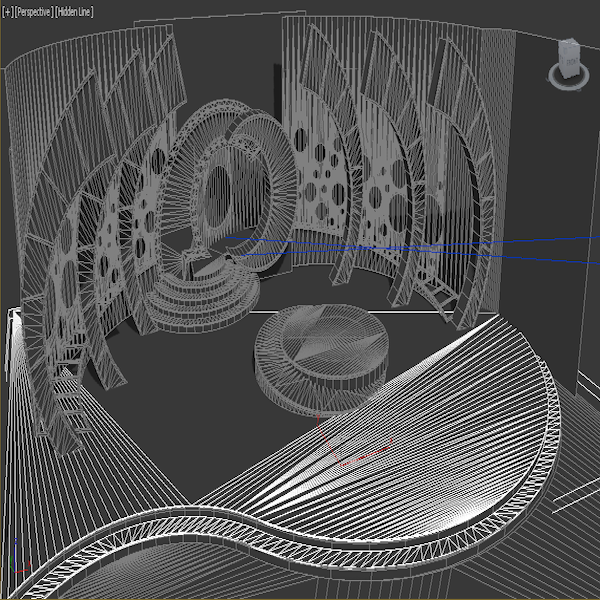 music entertainment 008 3d model 3ds max dxf dwg fbx texture obj 207215