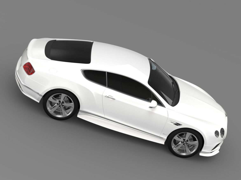 bentley continental gt speed 2015 3d model 3ds max fbx c4d lwo ma mb hrc xsi obj 207276