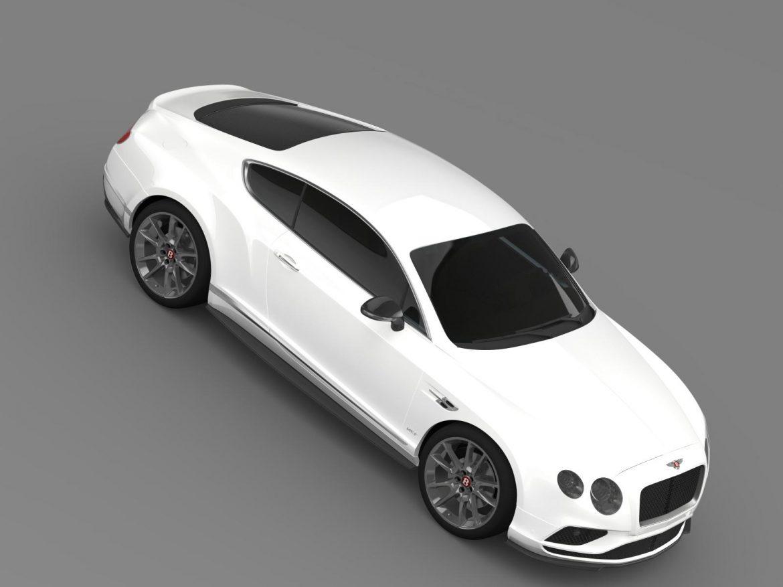 bentley continental gt v8 s 2015 01 3d model 3ds max fbx c4d lwo ma mb hrc xsi obj 207317