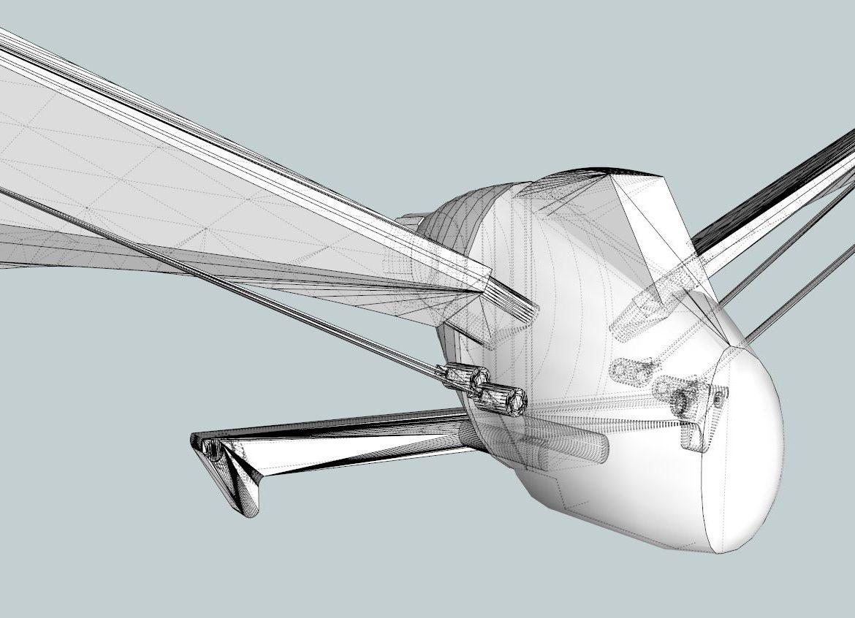 Futuristic Aircraft ( 168.52KB jpg by hadzi96 )