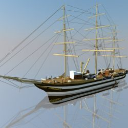 Amerigo Vespucci ship ( 59.05KB jpg by hadzi96 )