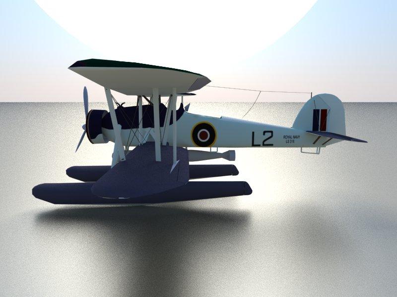 Seaplane Torpedo bomber ( 65.74KB jpg by hadzi96 )