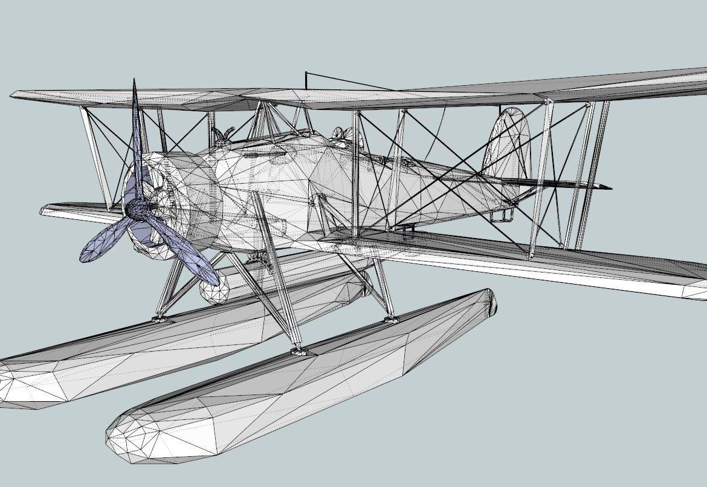 Seaplane Torpedo bomber ( 177.96KB jpg by hadzi96 )