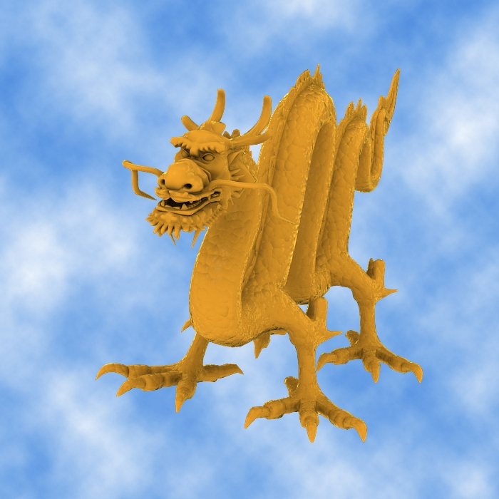 High Detail Chinese Dragon 03 ( 275.19KB jpg by hpixel )