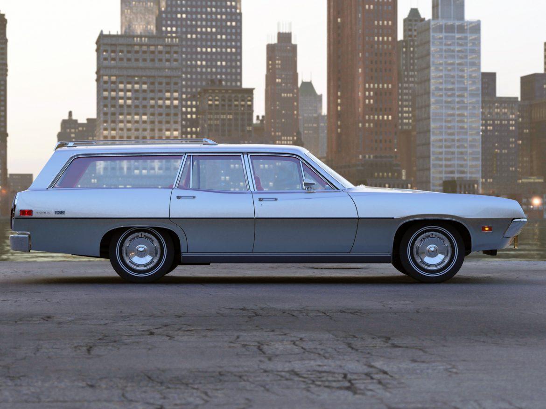 torino wagon 1971 3d model 3ds max fbx blend c4d obj 208039
