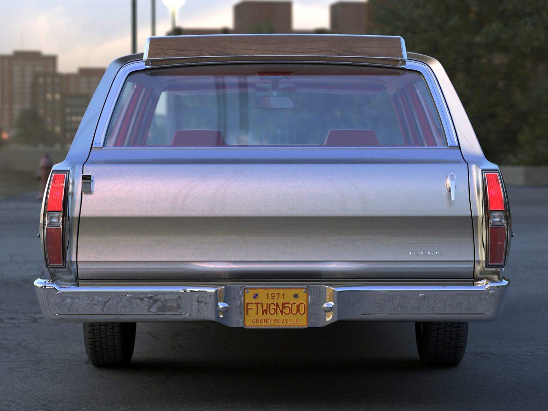 torino wagon 1971 3d model 3ds max fbx blend c4d obj 208040