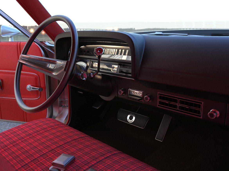 torino wagon 1971 3d model 3ds max fbx blend c4d obj 208045
