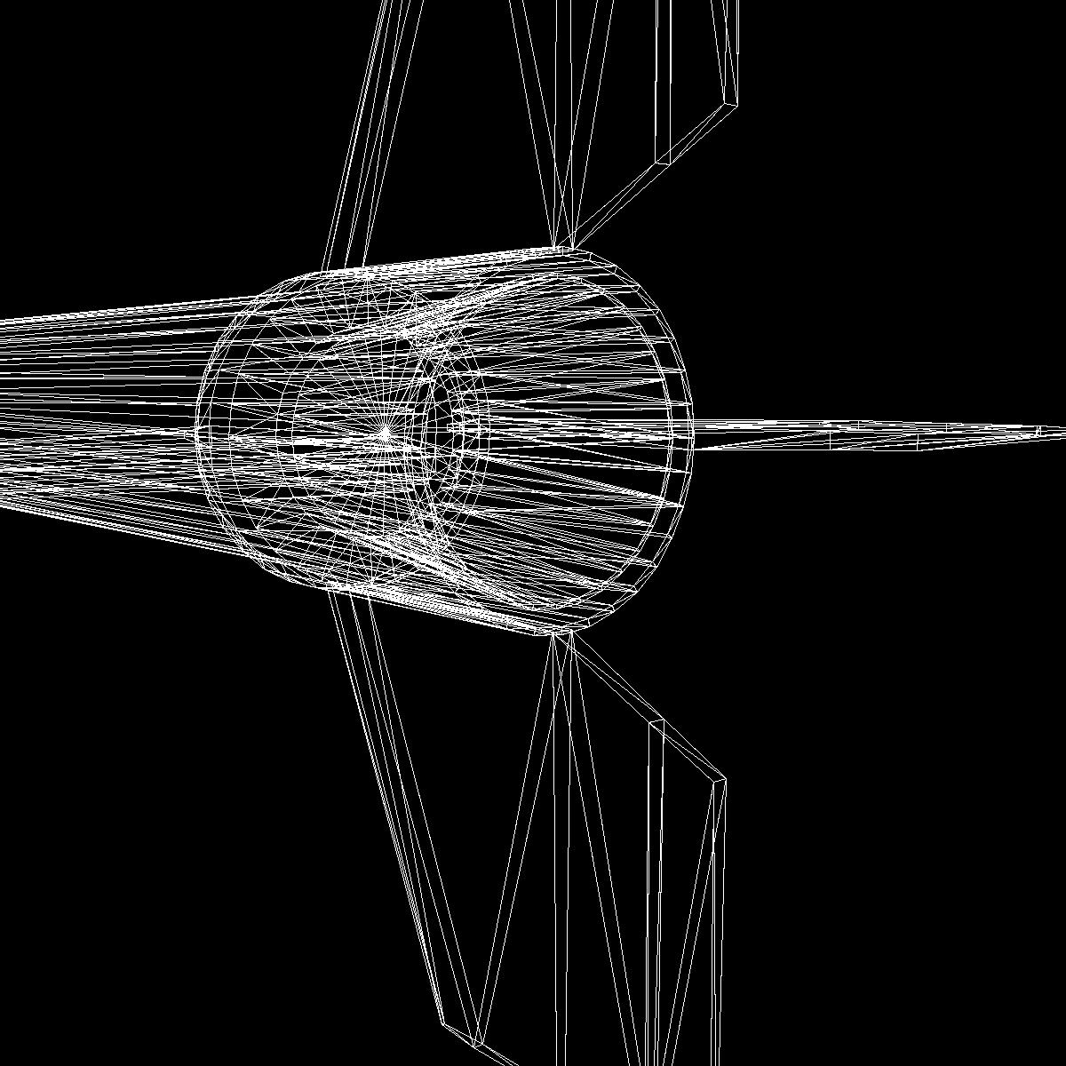 Orion I Rocket 3d model 3ds dxf fbx blend cob dae X  obj 208077