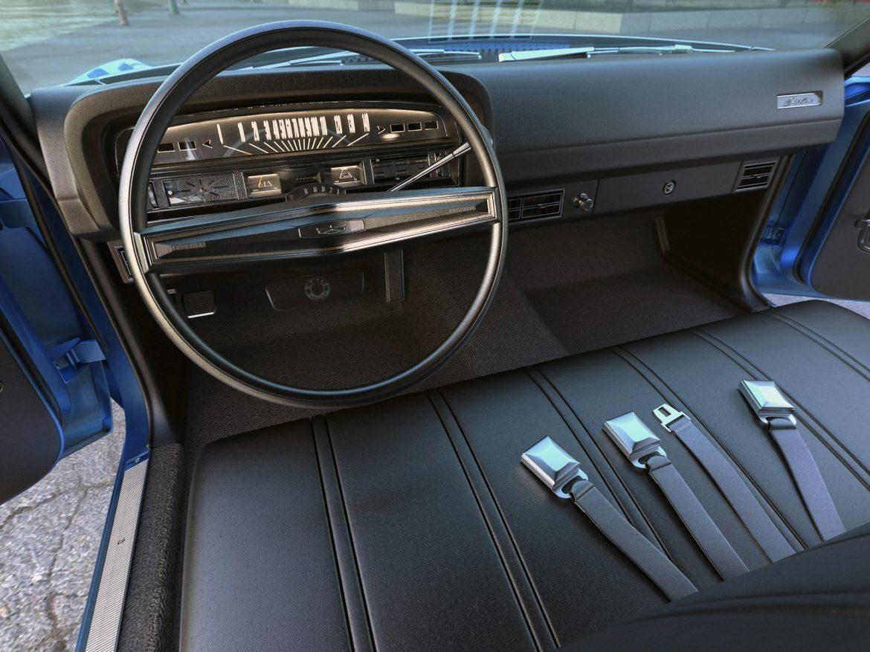fairlane coupe 1970 3d model 3ds max fbx c4d obj 208190