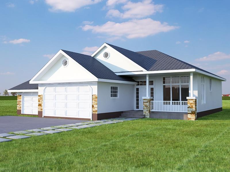 house v1 3d model max 208262