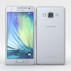 Samsung Galaxy A3 and A3 Duos Silver ( 667.73KB jpg by NoNgon )