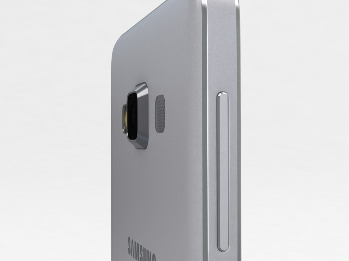 Samsung Galaxy A3 and A3 Duos Silver ( 375.58KB jpg by NoNgon )