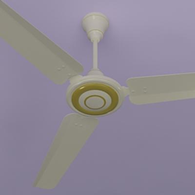 Ceiling Fan 3d model 3ds max fbx lwo lws lw obj 208335