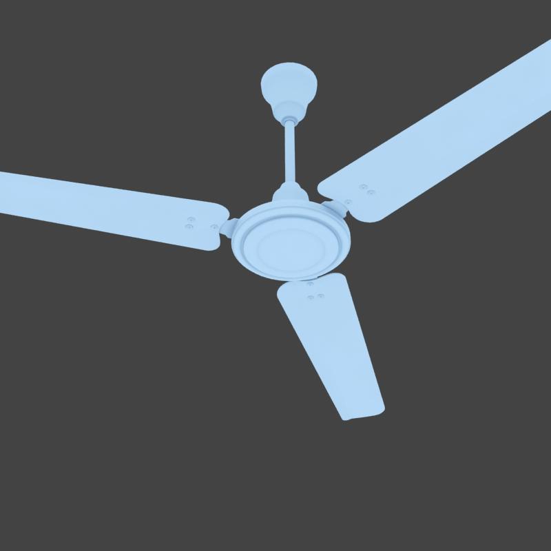 stropni ventilator 2 3d model 3ds max fbx lwo obj 208338