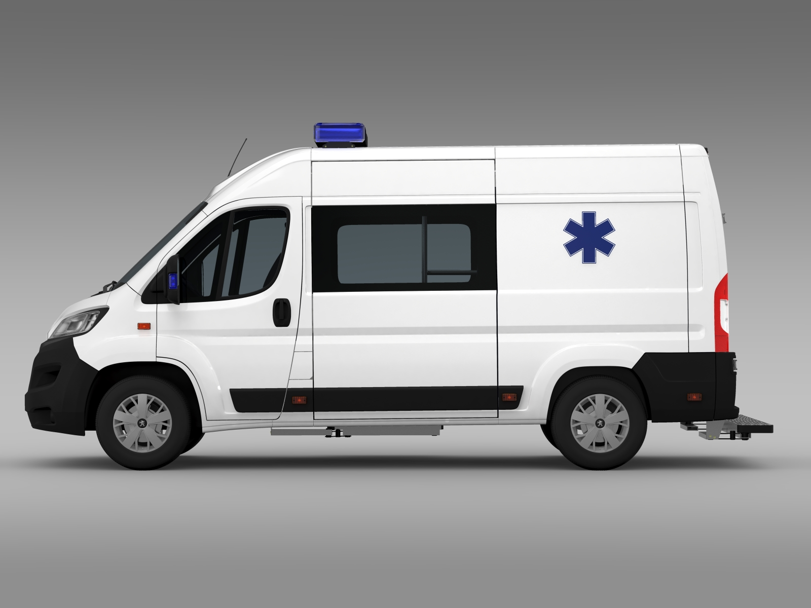 peugeot boxer van ambulance 2015 3d model vehicles 3d models 3d 3ds max fbx c4d lwo lws lw ma mb. Black Bedroom Furniture Sets. Home Design Ideas