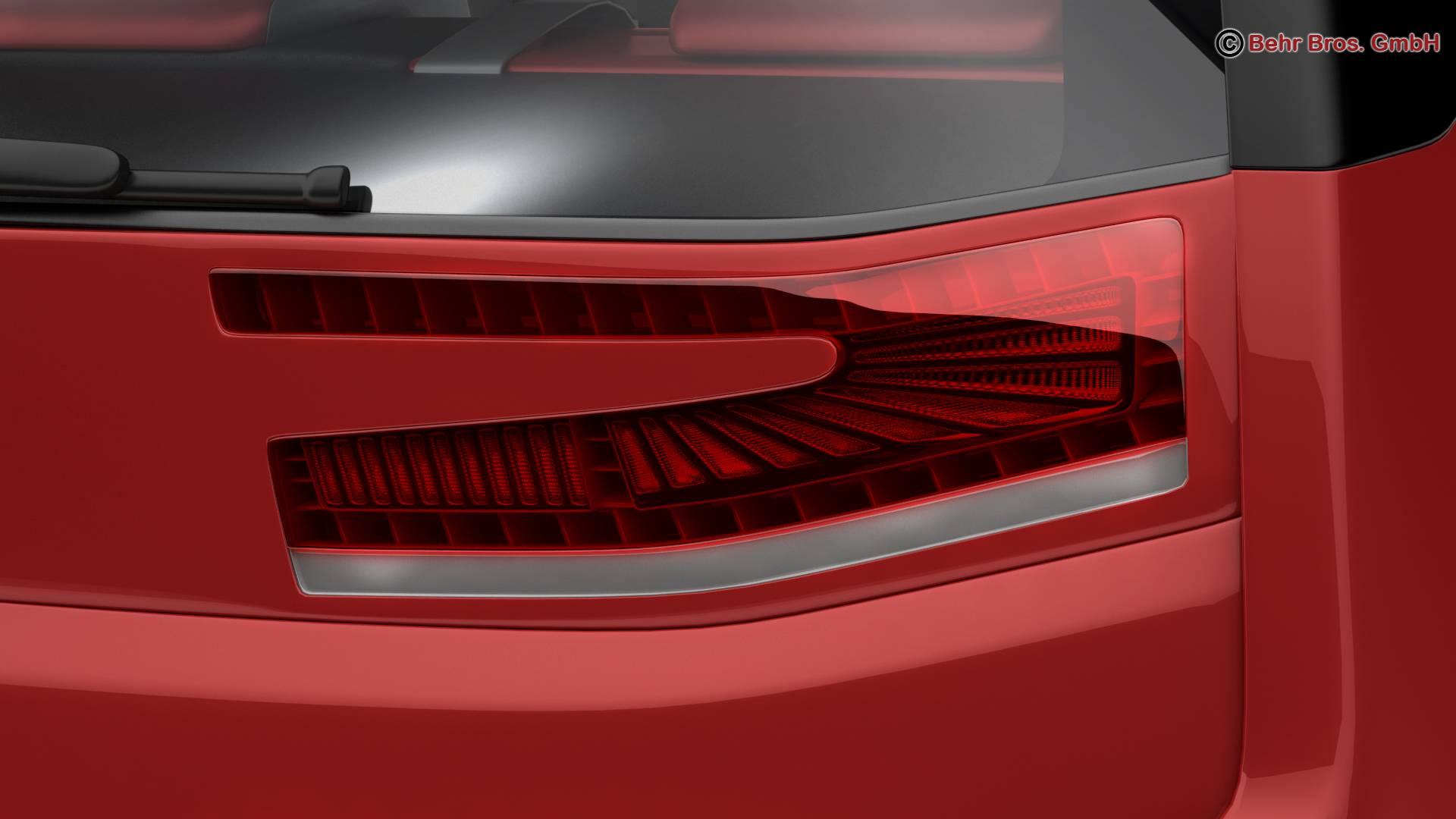 generic city car 3d model 3ds max fbx c4d lwo ma mb obj 209043
