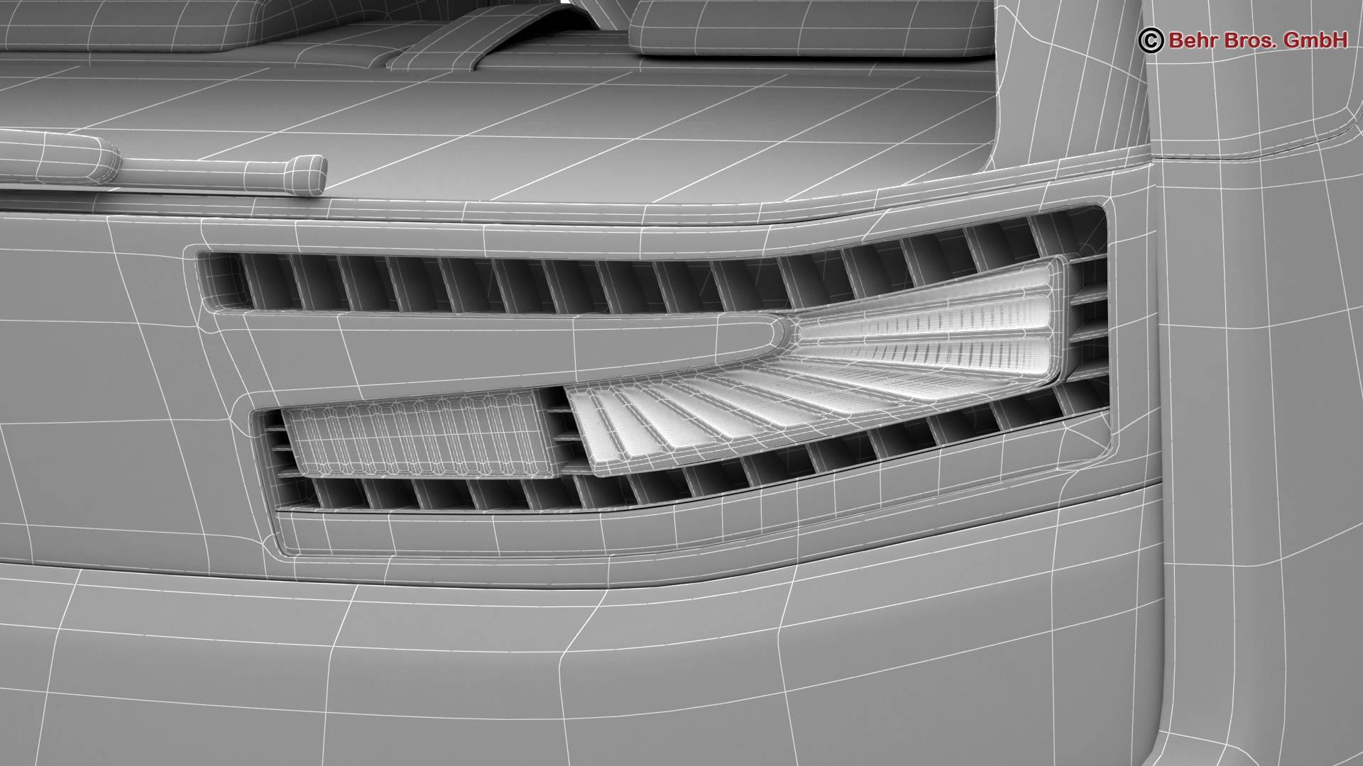 generic city car 3d model 3ds max fbx c4d lwo ma mb obj 209057