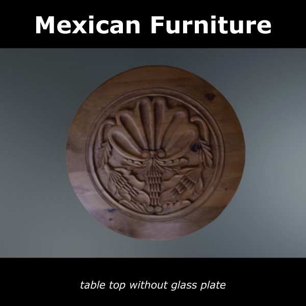 mexican chair and table 3d model c4d 209373