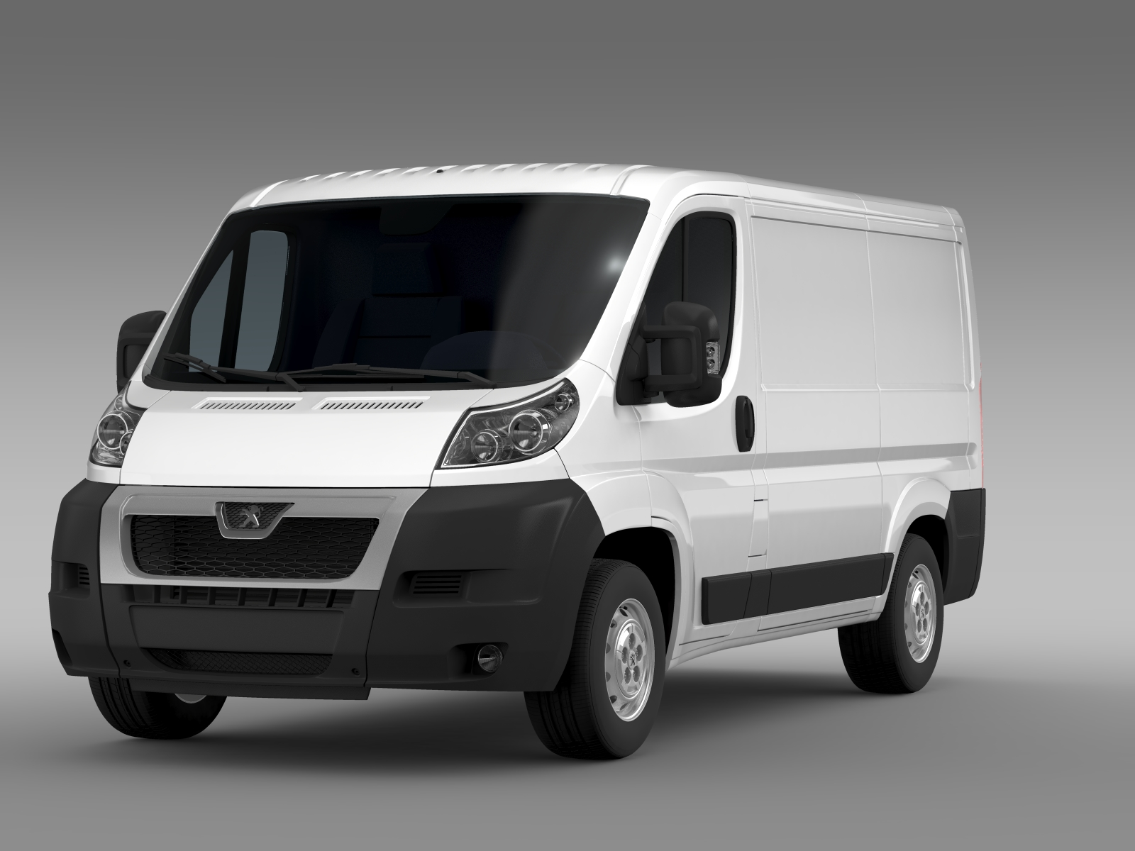 peugeot boxer van l1h1 2006 2014 3d model buy peugeot boxer van l1h1 2006 2014 3d model. Black Bedroom Furniture Sets. Home Design Ideas