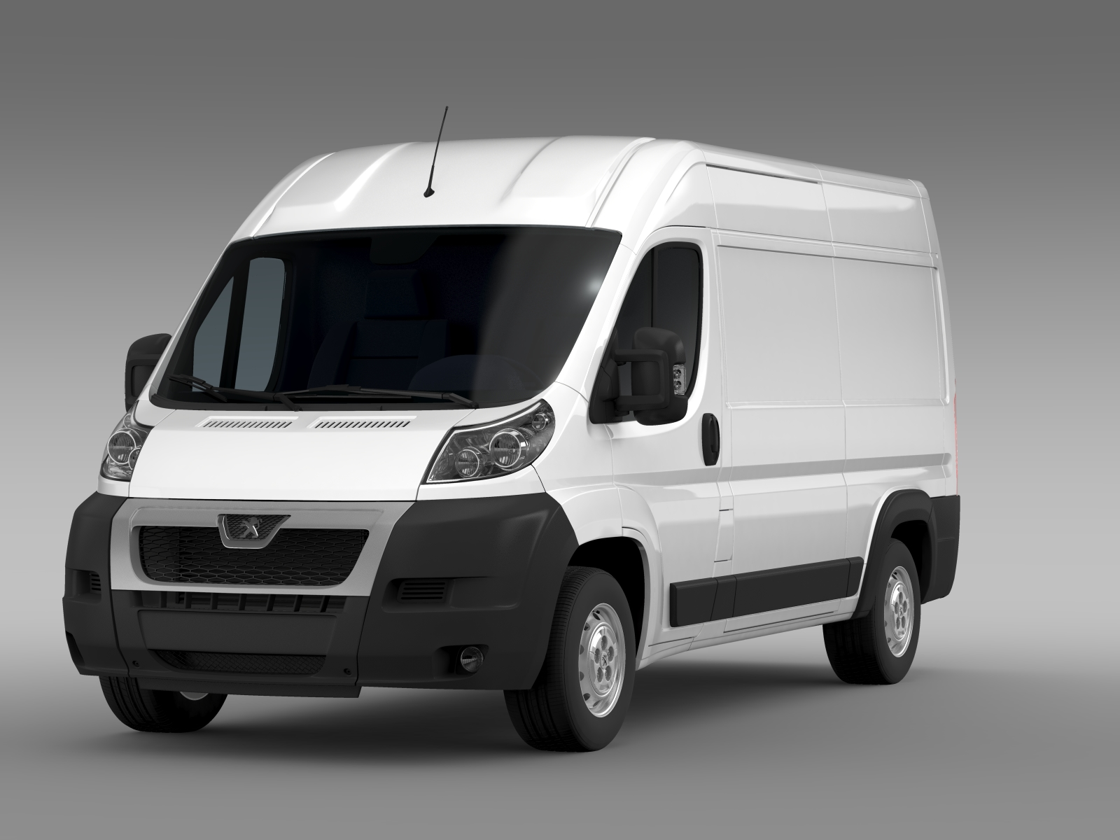 peugeot boxer van l2h2 2006 2014 3d model buy peugeot boxer van l2h2 2006 2014 3d model. Black Bedroom Furniture Sets. Home Design Ideas
