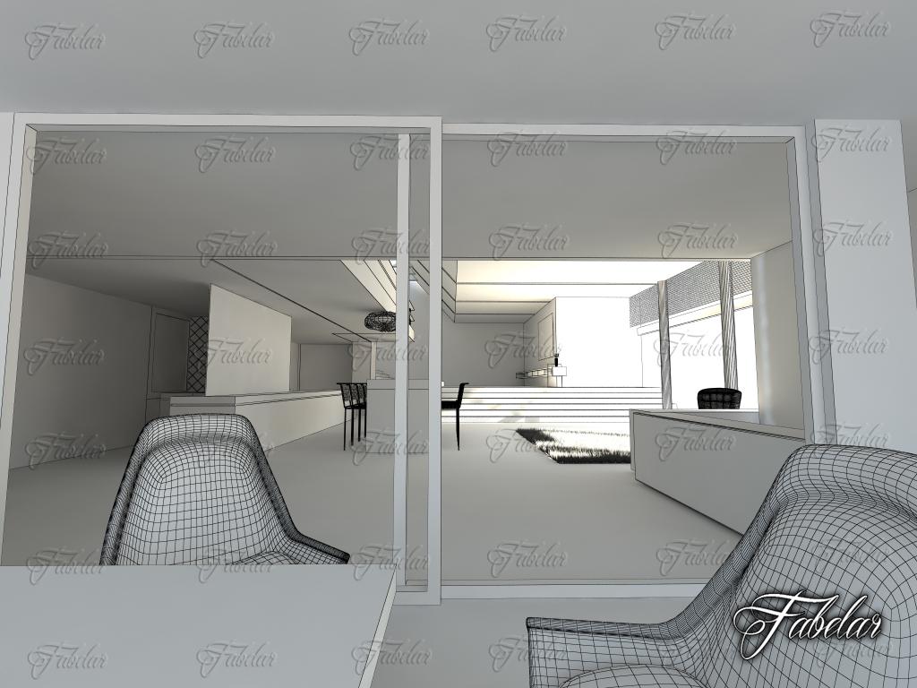 open space 05 3d model 3ds max fbx c4d dae wrl wrz obj 209728