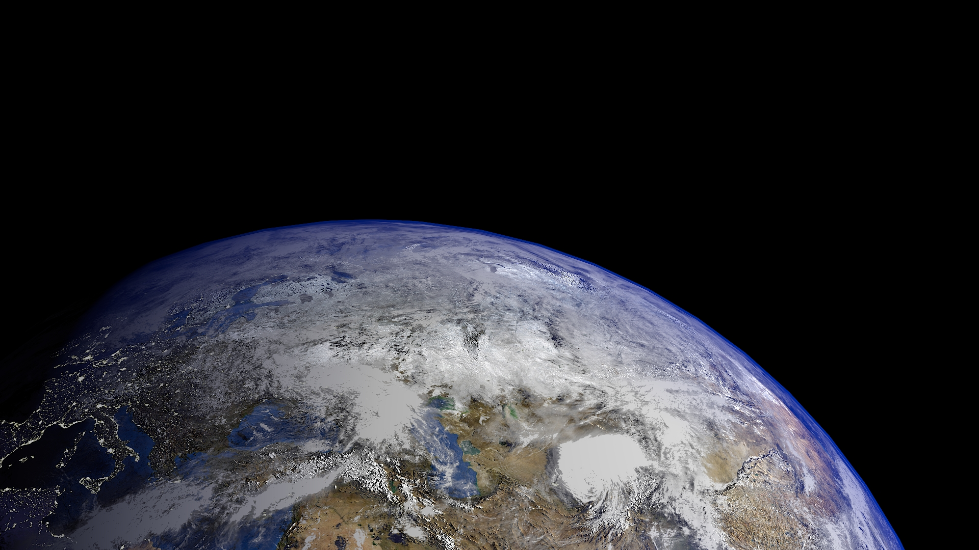 earth 3d model 3ds fbx blend dae obj 209732