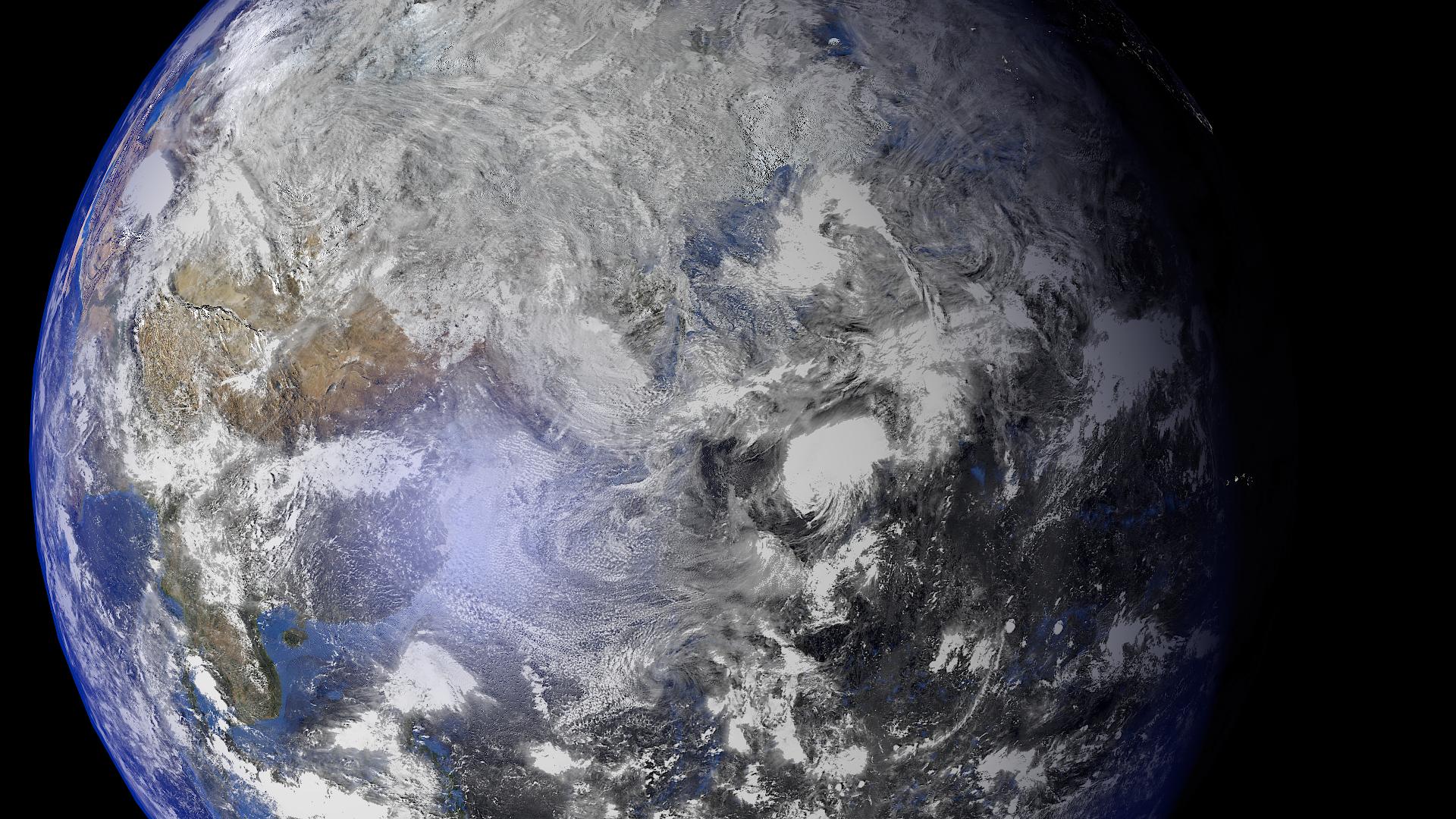 earth 3d model 3ds fbx blend dae obj 209733