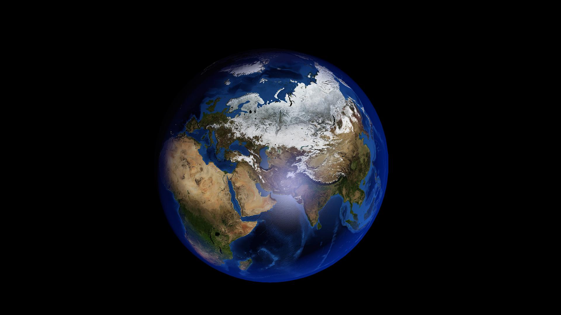 earth 3d model 3ds fbx blend dae obj 209736