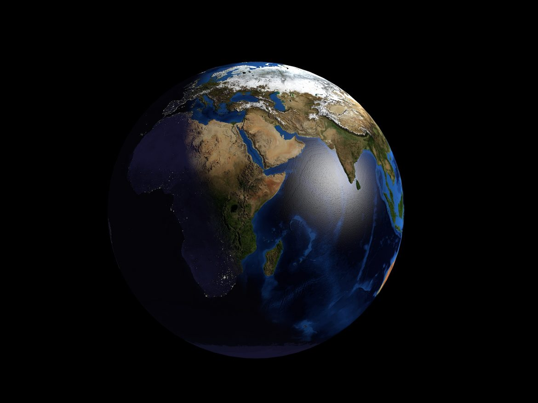 Earth ( 774.25KB jpg by FlashMyPixel )