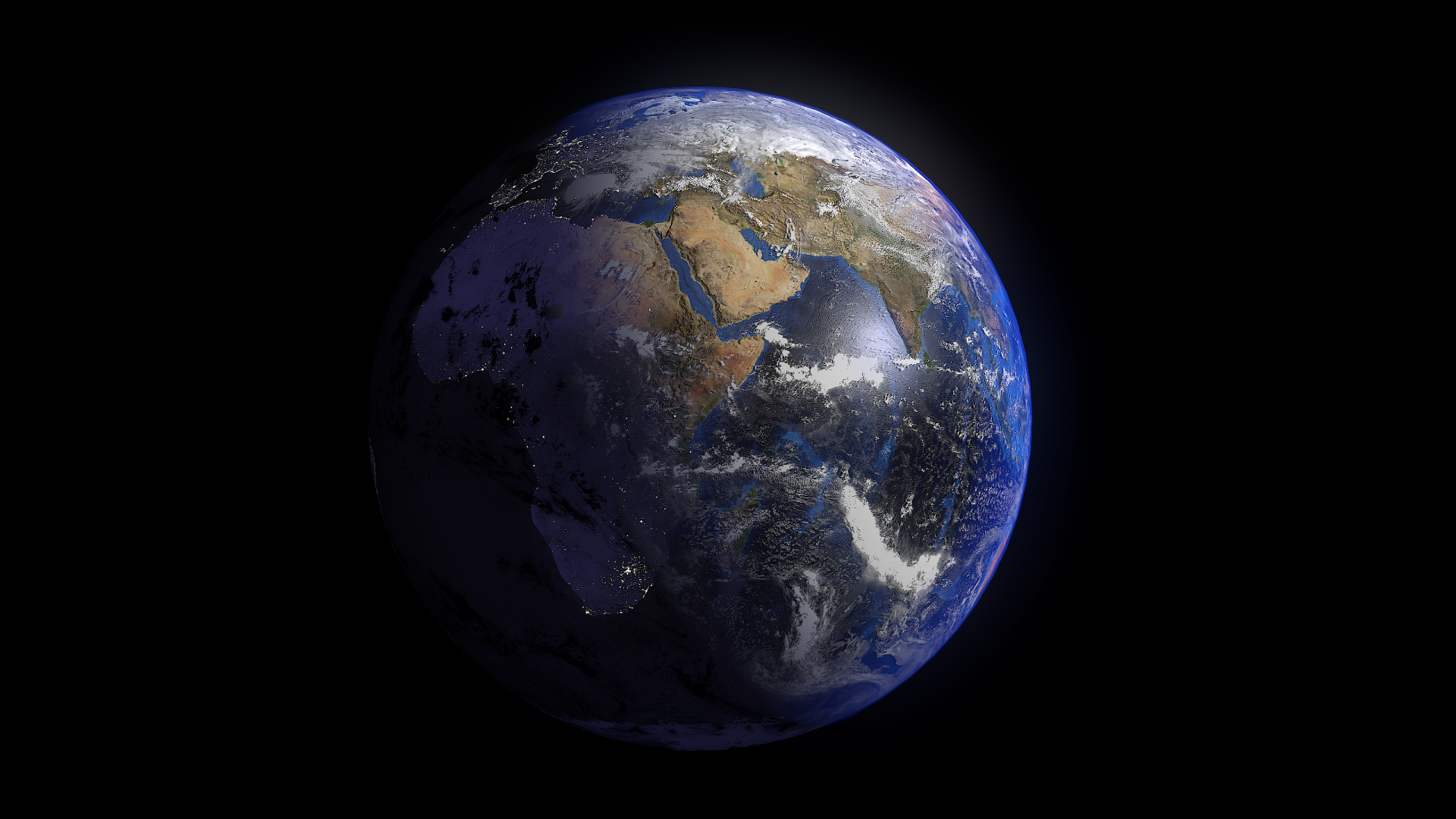 Earth 10k 3d model 3ds fbx blend dae obj 209741