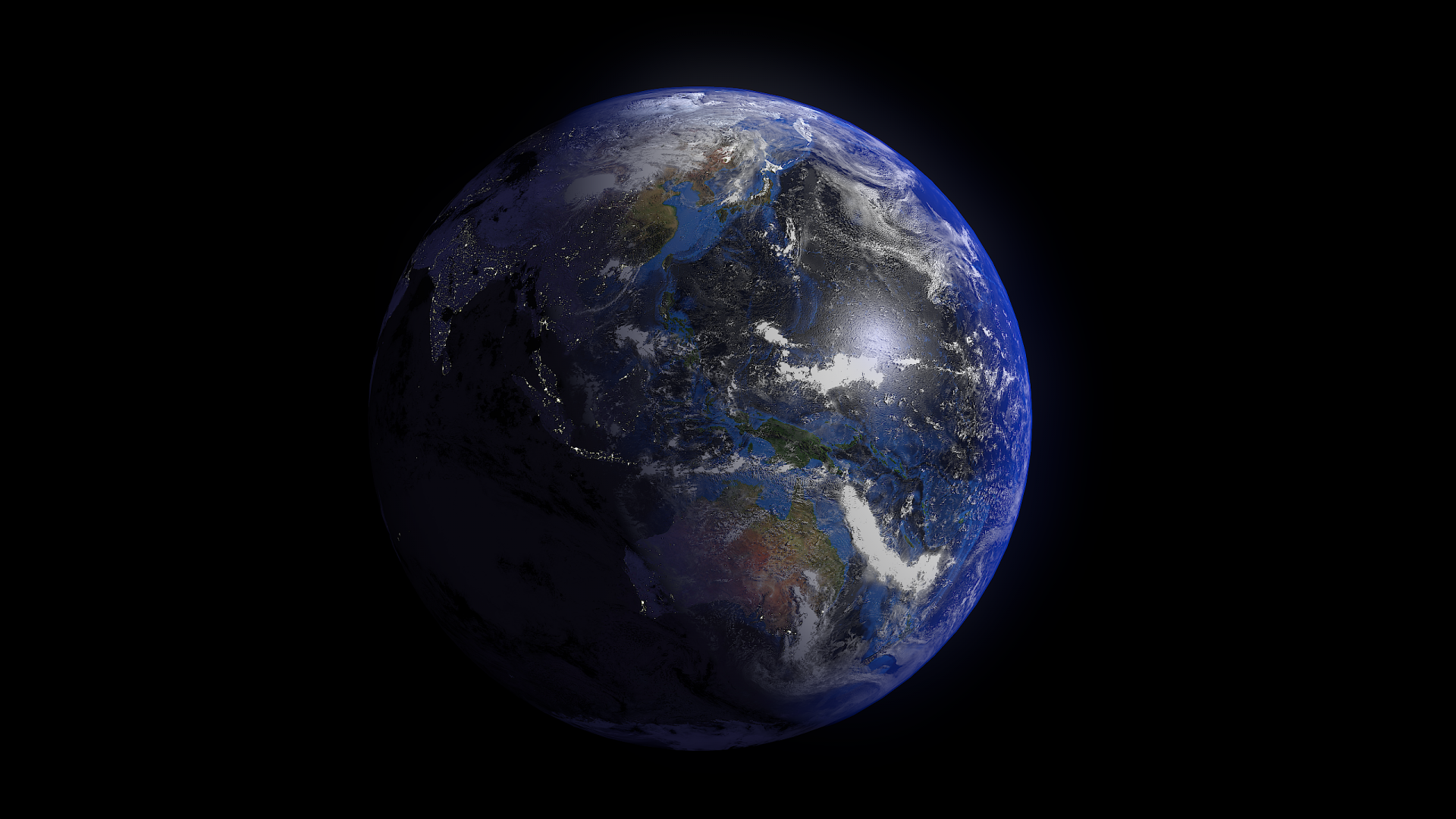 earth 10k 3d model 3ds fbx blend dae obj 209744
