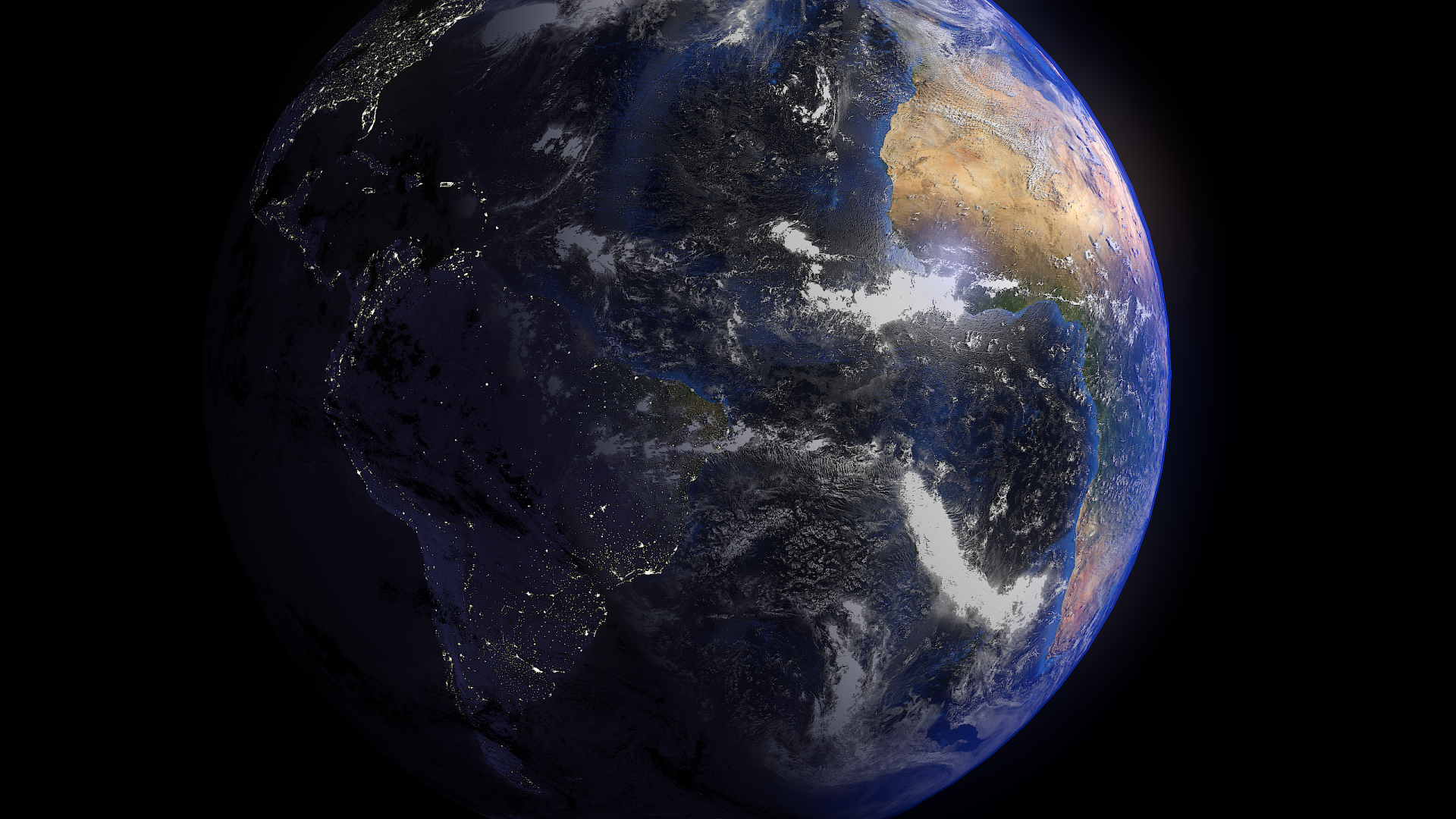 earth 10k 3d model 3ds fbx blend dae obj 209748