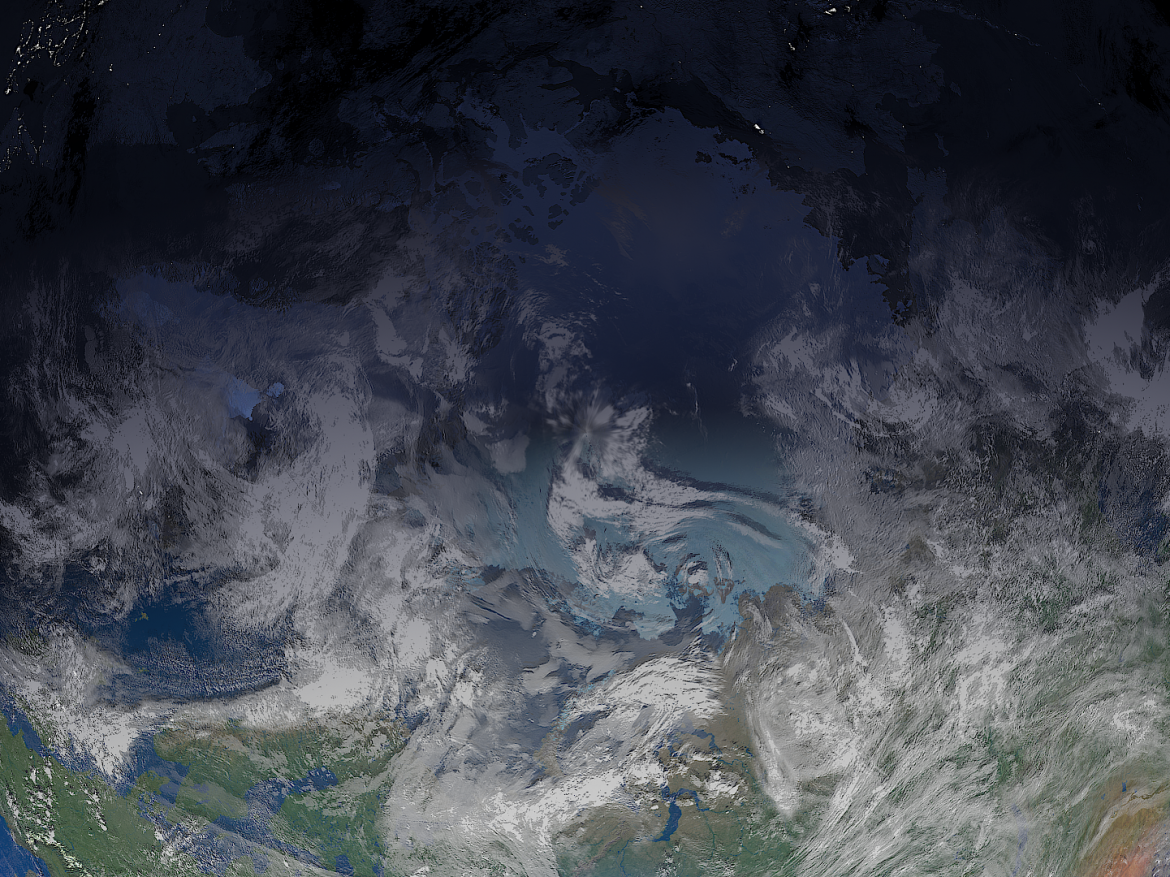 Earth 16k ( 12680.45KB png by FlashMyPixel )