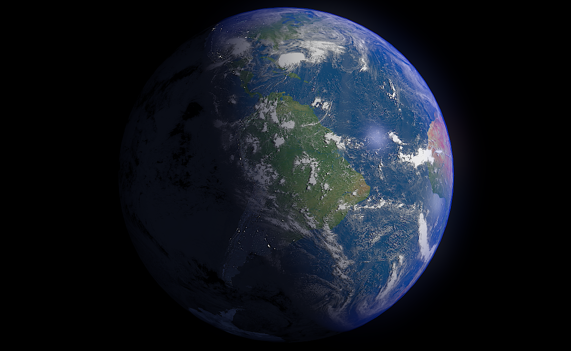 Earth 16k ( 7212.43KB png by FlashMyPixel )